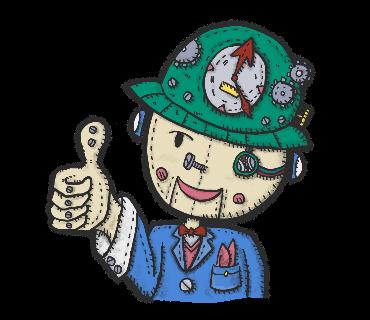 休日トロッコSticker messages sticker-3
