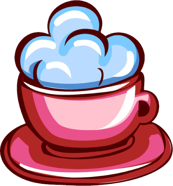 Coffee and Tea Stickers messages sticker-3