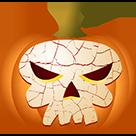 Pumpkin Fun messages sticker-11