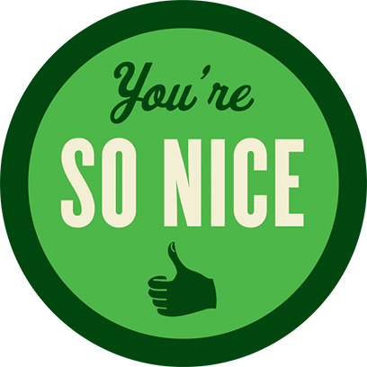 Nice n' Mean messages sticker-3