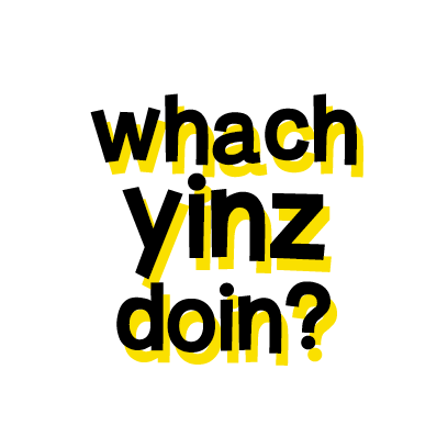 Yinz Stickers: Volume 1 messages sticker-1