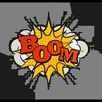Comic Text messages sticker-3