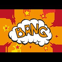 Comic Text messages sticker-1