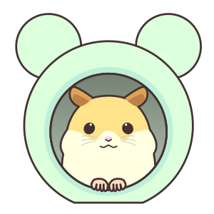 My lovely Hamster messages sticker-7