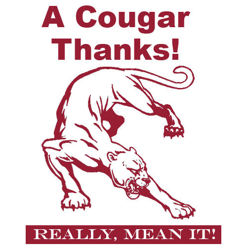 Coug Stickers messages sticker-6