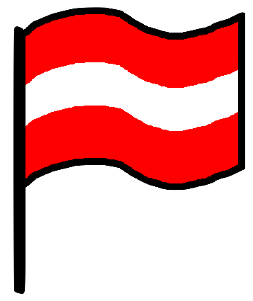 Österreich - das Stickerpack mit Parteilogos messages sticker-1