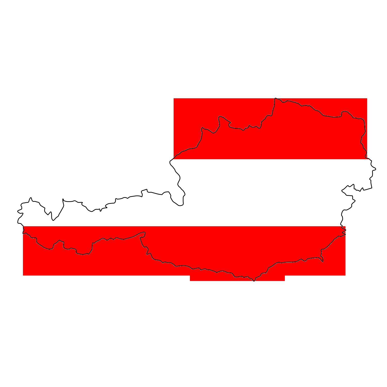 Österreich - die Parteilogos messages sticker-0
