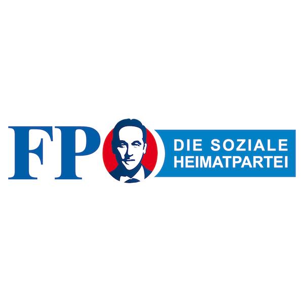 Österreich - die Parteilogos messages sticker-4