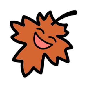 Fallsies! | Autumn Emoji messages sticker-0