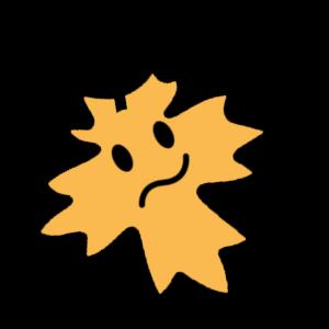 Fallsies!   Autumn Emoji messages sticker-2