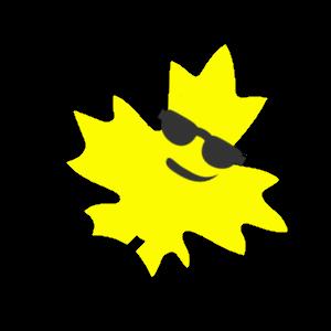Fallsies!   Autumn Emoji messages sticker-11