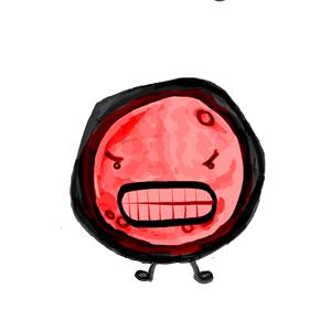 MoonFriesMoji messages sticker-1