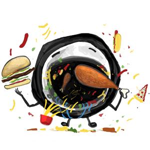 MoonFriesMoji messages sticker-8