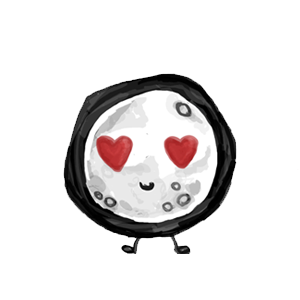 MoonFriesMoji messages sticker-5