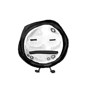 MoonFriesMoji messages sticker-7