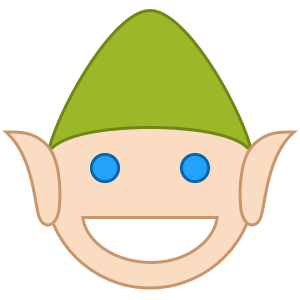 Elfie Stickers messages sticker-0