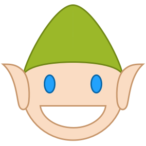Elfie Stickers messages sticker-4