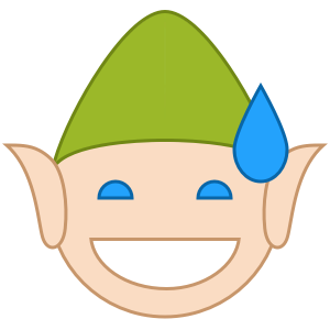 Elfie Stickers messages sticker-6