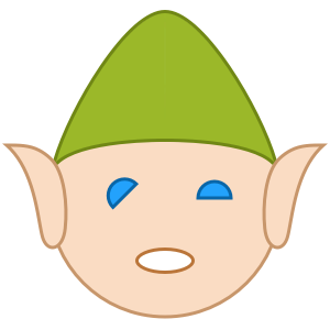 Elfie Stickers messages sticker-9