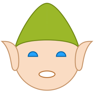 Elfie Stickers messages sticker-10