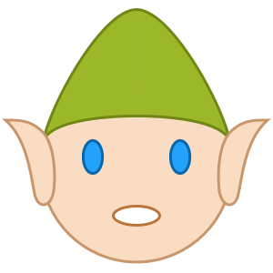 Elfie Stickers messages sticker-11