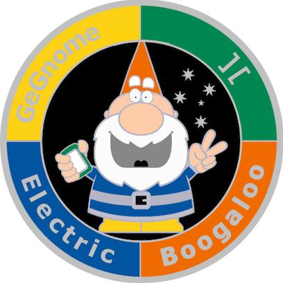 Geocaching Australia stickerpack messages sticker-7