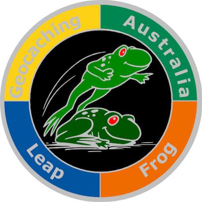 Geocaching Australia stickerpack messages sticker-11