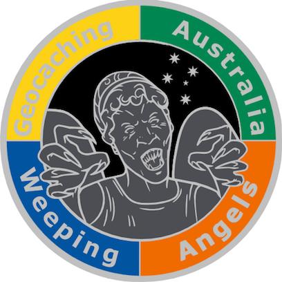 Geocaching Australia stickerpack messages sticker-9