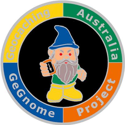 Geocaching Australia stickerpack messages sticker-10