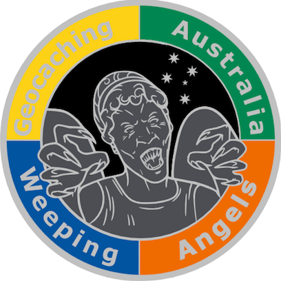 Geocaching Australia stickers messages sticker-9