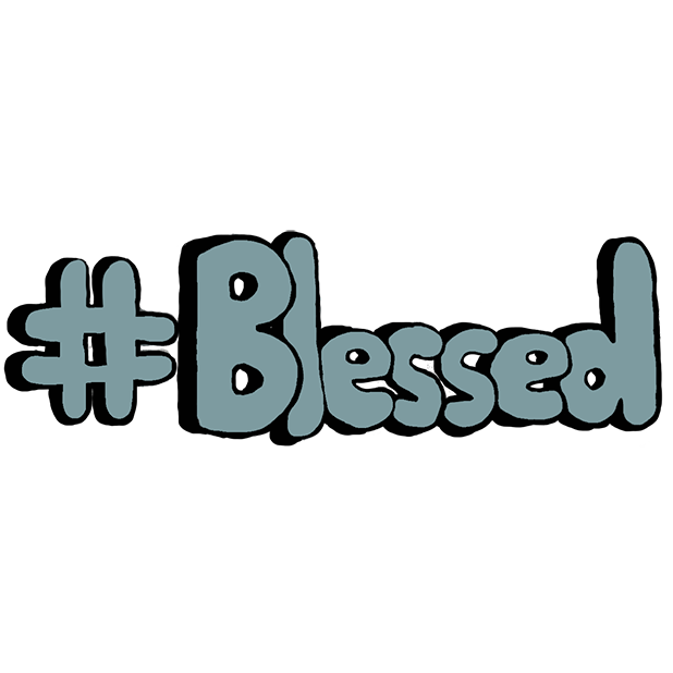 #Blessed - Cool Words, Phrases & Slang Stickers messages sticker-0