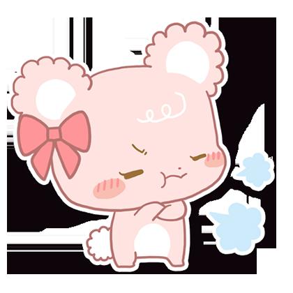 Sugar Cubs messages sticker-3