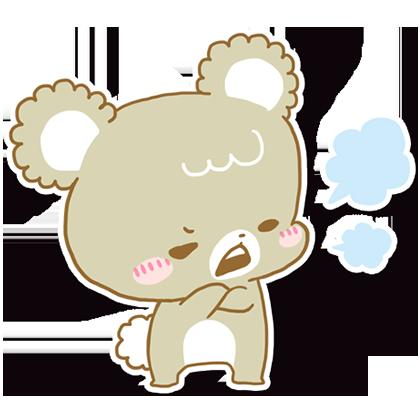 Sugar Cubs messages sticker-2