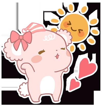 Sugar Cubs messages sticker-9