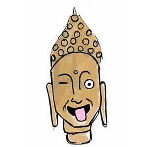Sticky Buddha - Eastern Spirituality Fun messages sticker-4