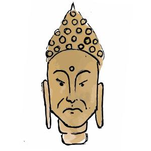 Sticky Buddha - Eastern Spirituality Fun messages sticker-11
