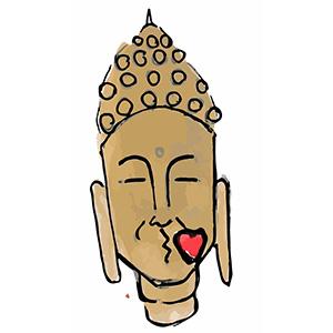 Sticky Buddha - Eastern Spirituality Fun messages sticker-8