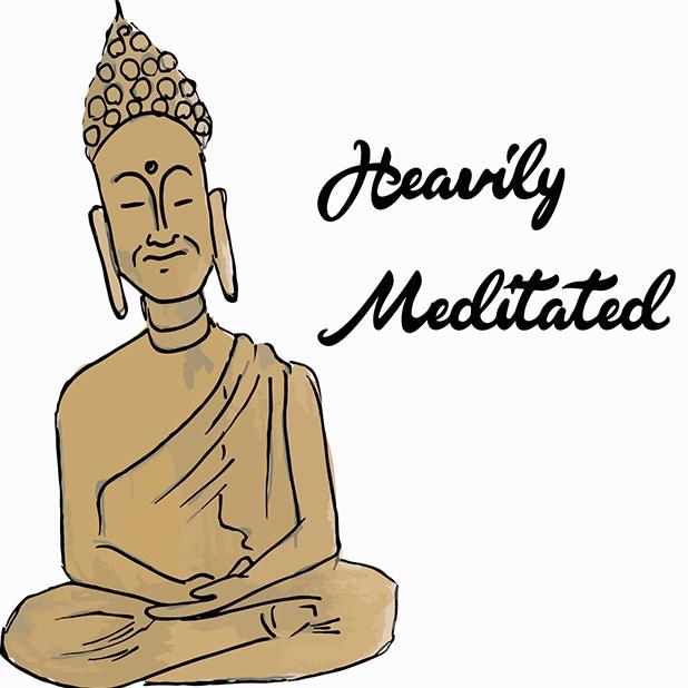 Sticky Buddha - Eastern Spirituality Fun messages sticker-3