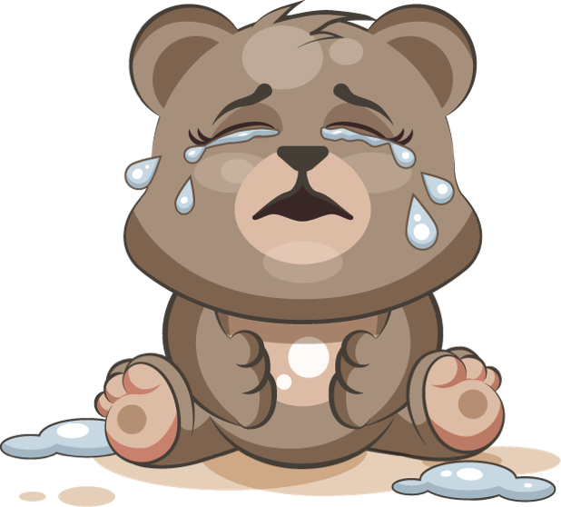 Bear - Stickers for iMessage messages sticker-5