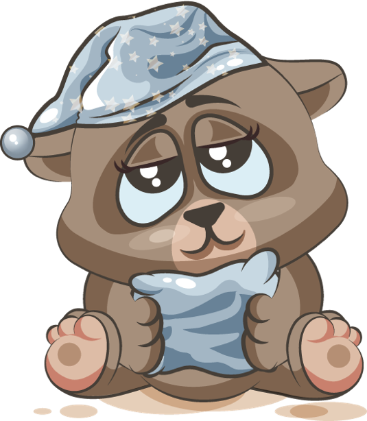 Bear - Stickers for iMessage messages sticker-2