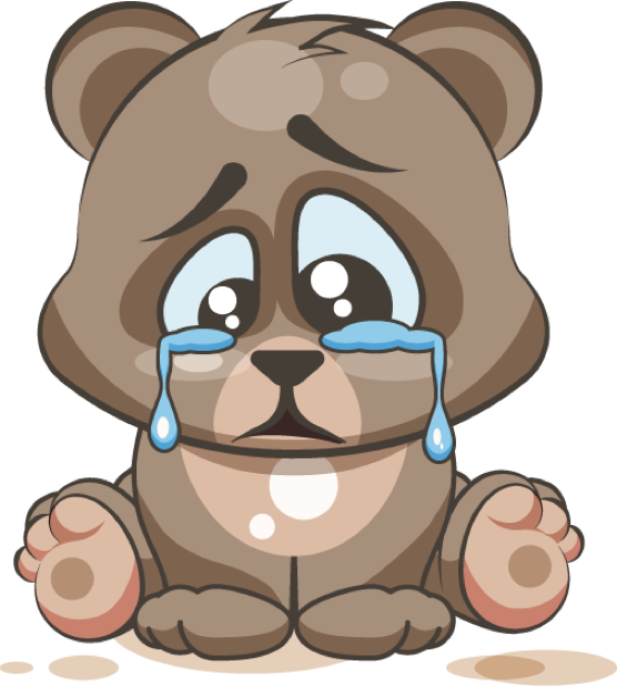 Bear - Stickers for iMessage messages sticker-10