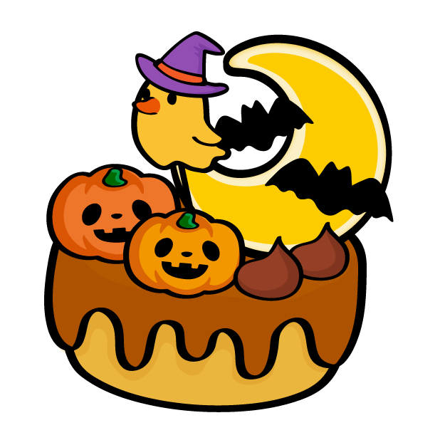 Pandaaa!!! Halloween Stickers messages sticker-6