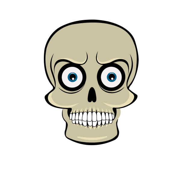 SkullMoji - Animated Fun Skull Stickers Halloween messages sticker-2