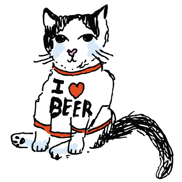 Beer For Beasts Stickers - Sixpoint messages sticker-10