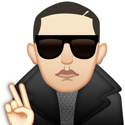 DJ Snake ™ by Moji Stickers messages sticker-5