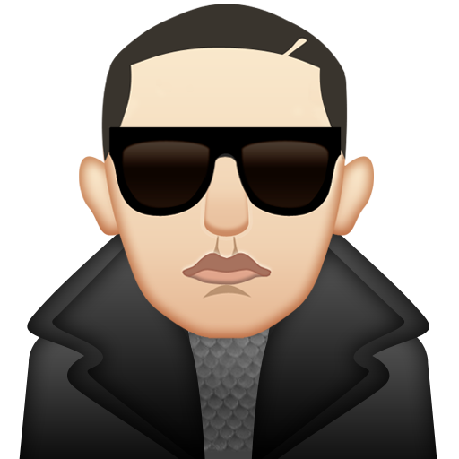 DJ Snake ™ by Moji Stickers messages sticker-1