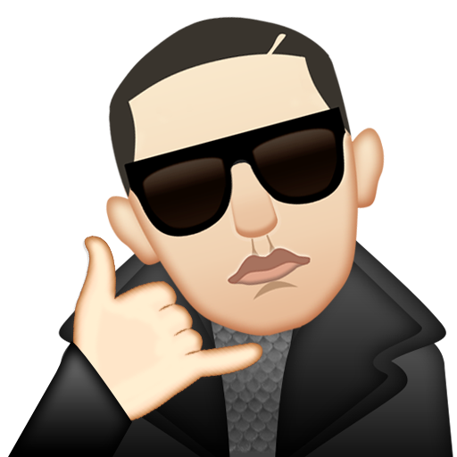 DJ Snake ™ by Moji Stickers messages sticker-11