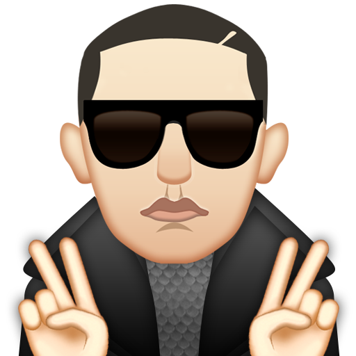 DJ Snake ™ by Moji Stickers messages sticker-6