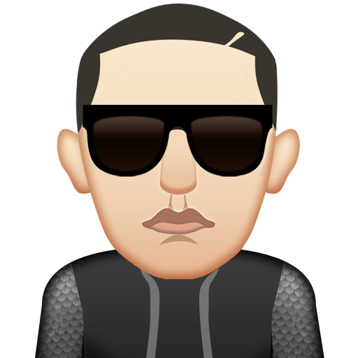 DJ Snake ™ by Moji Stickers messages sticker-0