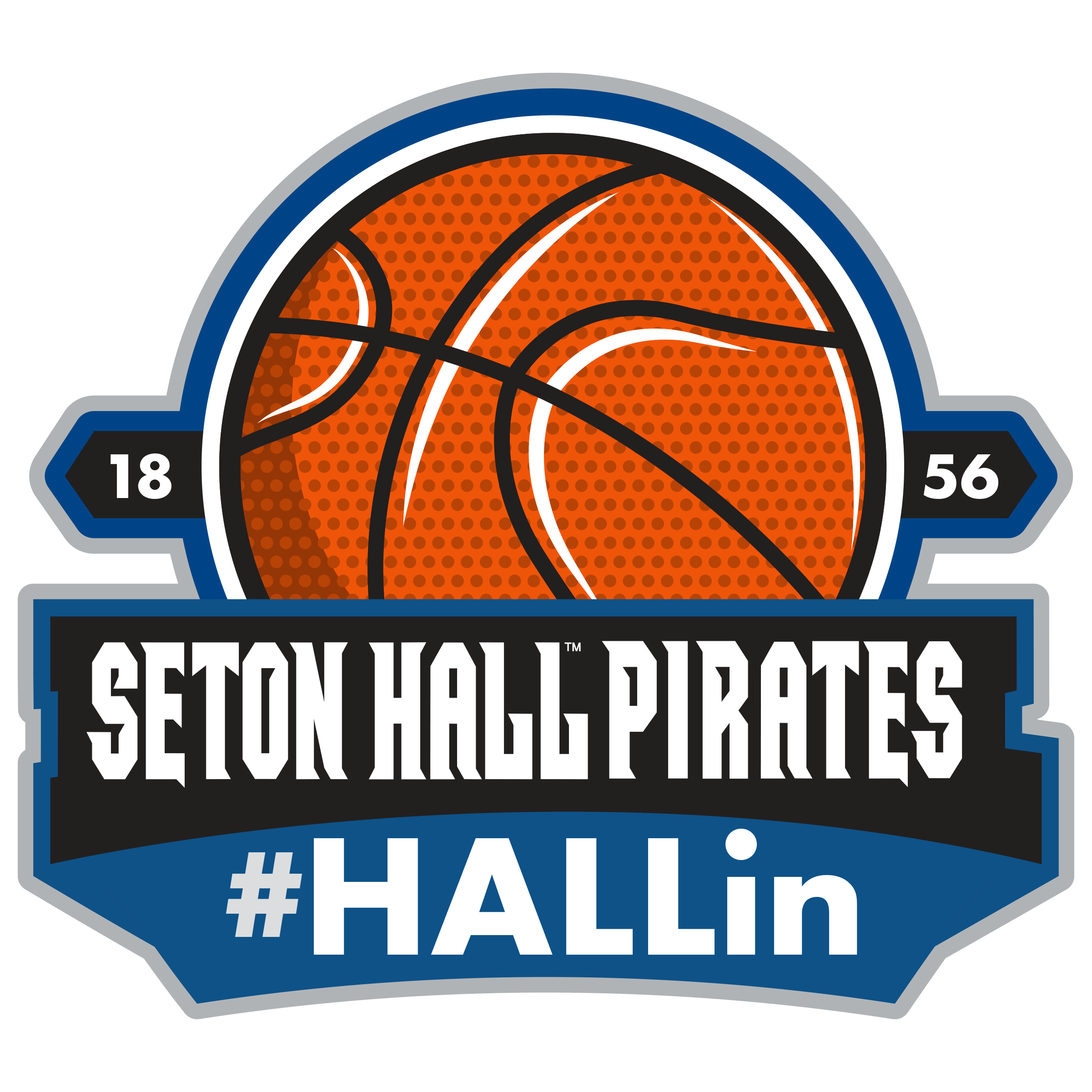 Seton Hall Stickers messages sticker-1